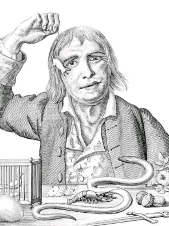 Unfortunate History Podcast Tarrare the French Cannibal